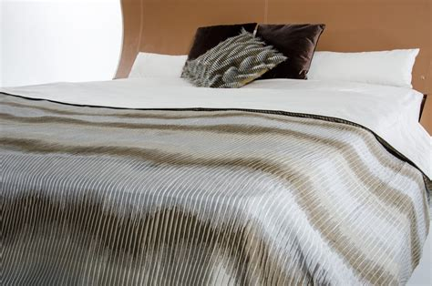 Brown Quilt Covers by Modrest Sand Brown Duvet Cover