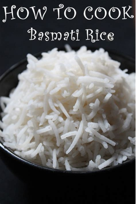 yummy tummy how to cook basmati rice rice by draining