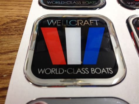 wellcraft boat emblems scarab decals and plated lettering page 2 offshoreonly
