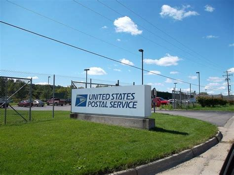 u s post office looks at closing most of michigan s mail