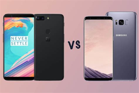 Lp Lens Glass Oneplus 5 5t 1 oneplus 5t vs samsung galaxy s8 vs galaxy s8 what s the