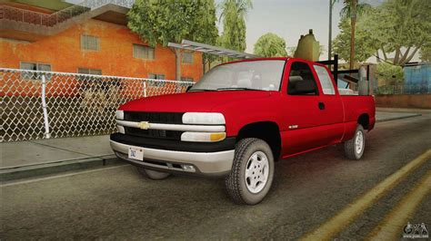 how to work on cars 2001 chevrolet silverado 3500 electronic valve timing chevrolet silverado work truck 2001 for gta san andreas