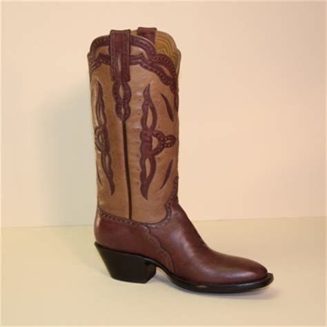 Handcrafted Cowboy Boots - custom made cowboy boots black models picture