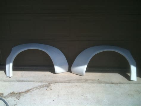 porsche boxster fender flares fs 996 turbo front bumper and rear fender flares 986