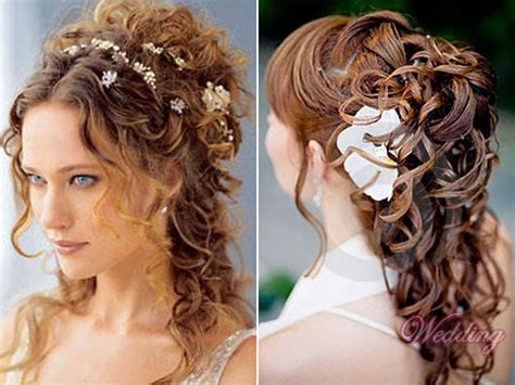 Wedding Hairstyles Up With Flowers by Wedding Hairstyles With Flowers Everyday Hairstyles