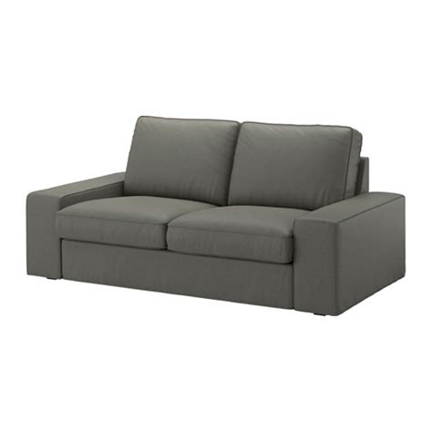 ikea kivik loveseat kivik loveseat borred gray green ikea
