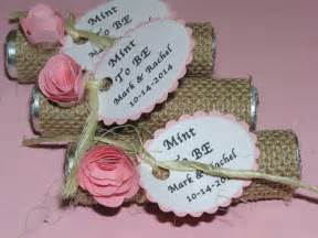 merry brides diy rustic wedding favor idea