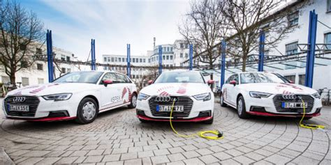 Audi Mitarbeiterfahrzeuge by Ispex Business Energy Solutions