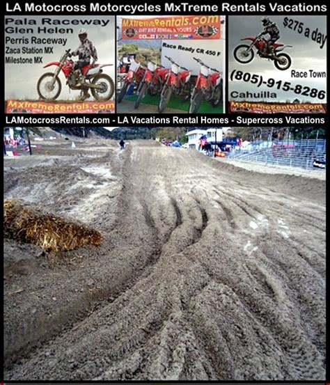 motocross gear los angeles supercross la motocross supercross dirt bike rentals los