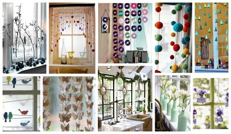 window decoration eye catching diy window decorations that will amaze you