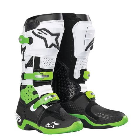green motocross boots 17 best images about dirt bike gear on pinterest