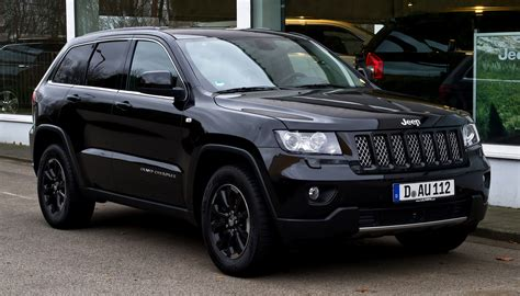jeep grand cherokee all black jeep grand cherokee s limited 3 0 crd technical details