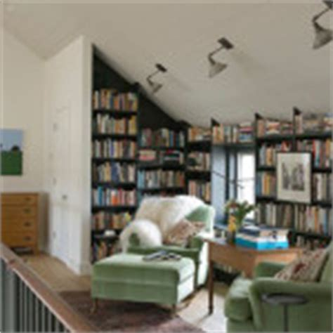 20 creative attic library for function room home design small attic library with sofa furniture