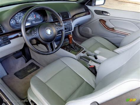 2001 Bmw 3 Series Interior by 2001 Bmw 3 Series 325i Convertible Interior Color Photos