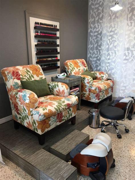 The Chair Salon Vancouver Wa by Pedicure Area Platform And Pedi Bowls Colores