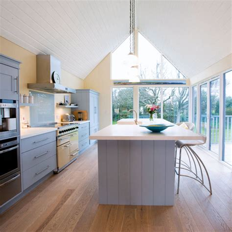 kitchen extension designs kitchen extensions ideal home