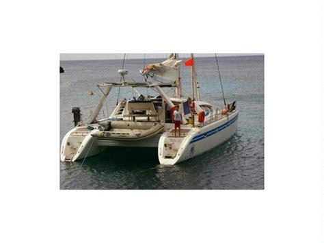 kronos catamaran for sale kronos 45 in port gapeau catamarans sailboat used 68565