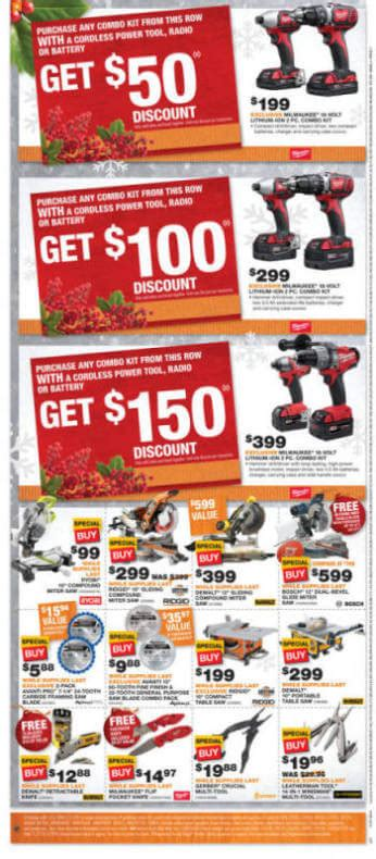 home depot black friday 2014 ad page 7
