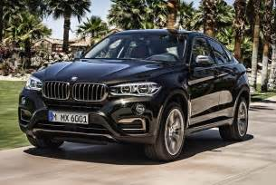 bmw new cars 2015 2016 bmw x6 new car review autotrader