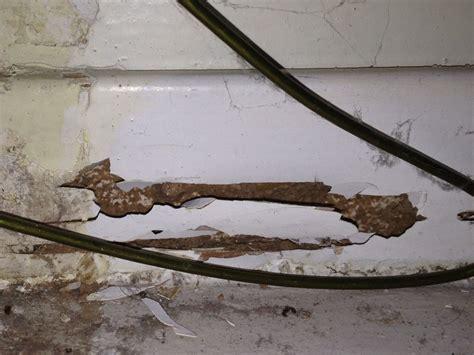 Ct Basement by Hidden Termite Damage Envirocare Pest Control Llc