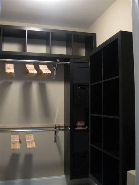 wandschrank ikea ikea closet organizer hack pinteres