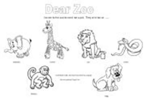 dear zoo printable animals english worksheets dear zoo