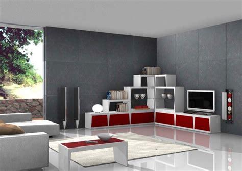 Living Room Corner Table Ideas D 233 Co Salon Gris Avec Canap 233 Tout Confort 55 Id 233 Es Pour Vous