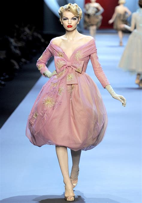 spring 2011 couture fashion shows style ma cherie dior christian dior haute couture spring 2011