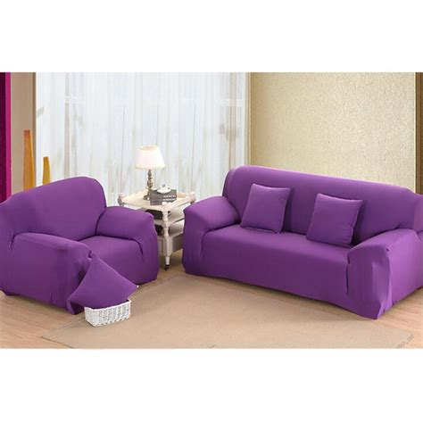colored sofa covers drop shipping solid color soft all inclusive fabric cover