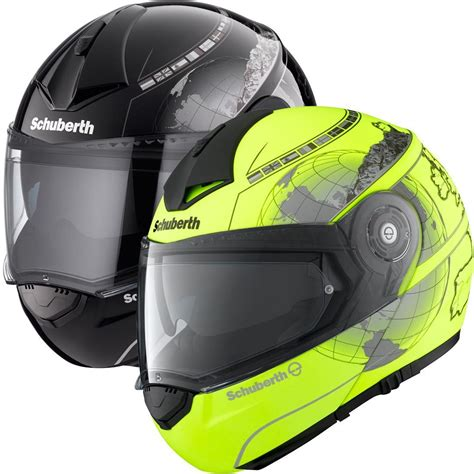 Helm Aufkleber C3 Pro by Click To Zoom