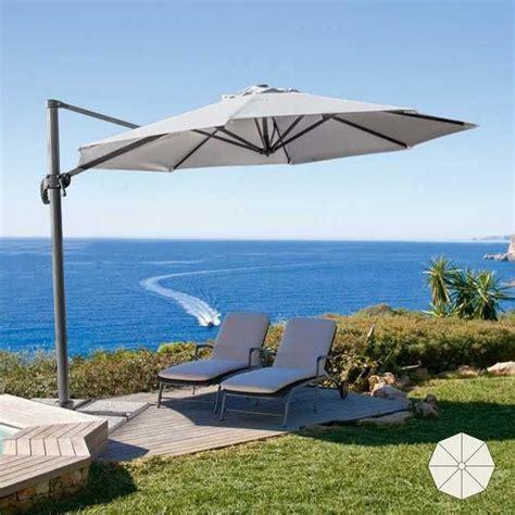 ombrellone da giardino decentrato ombrellone da giardino con palo portante decentrato