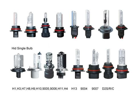perbedaan antara lampu jenis halogen hid  led bagus