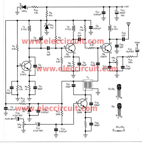 wifi wiring diagram wifi receiver circuit diagram circuit and schematics diagram