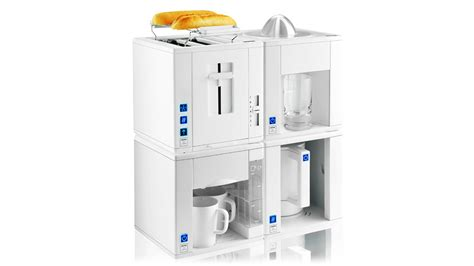 space saving kitchen appliances space saving kitchen appliance cubes fit together like lego