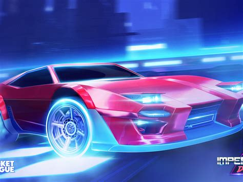 rocket league imperator dt  game wallpaper preview