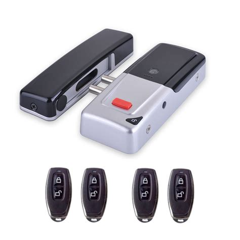 Remote Door Lock Home by Diy Battery Stealth Wireless Remote Home Door