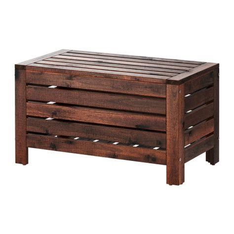 ikea storage bench 196 pplar 214 storage bench outdoor ikea