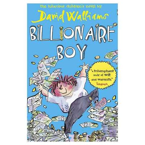 Billionaire  Ee  Boy Ee   By Davidlliams Book Kmart