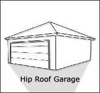 hip roof design galleryhip com the hippest galleries garage plans with shed roof free gable shed designs