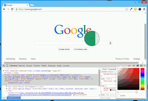 color picker chrome chrome devtools how to use color picker eye