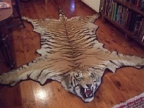 don t be afraid to use animal skin gorgeous rug j