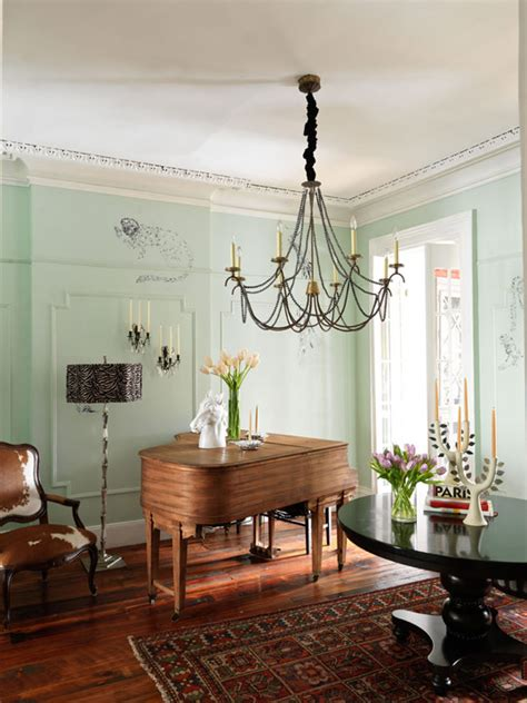Lighting Ideas: Great Chandeliers Traditional Home
