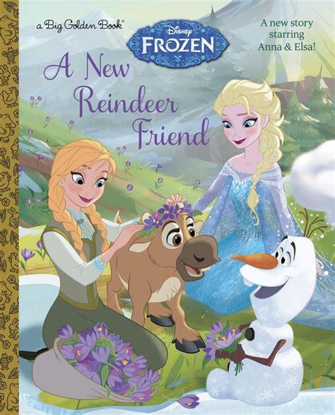 olaf waits for disney frozen golden book books frozen new book frozen photo 37081857 fanpop