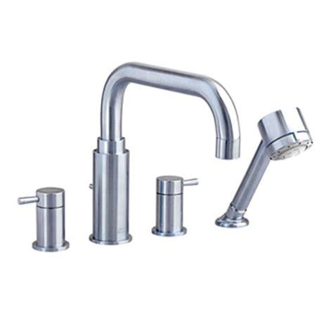 American Standard Tub Faucet by American Standard Serin 2 Handle Deck Mount Tub