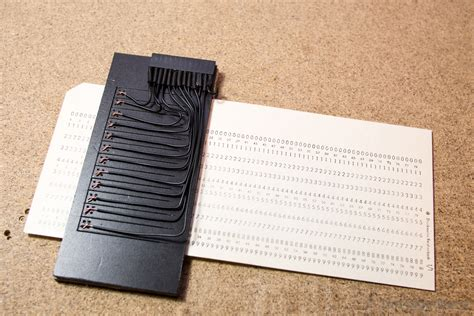 how to make a punch card punch card interface now on make