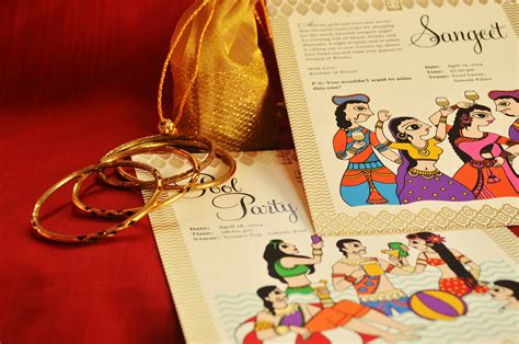 wedding invitations order from india new 6 indian wedding invitation trends from the