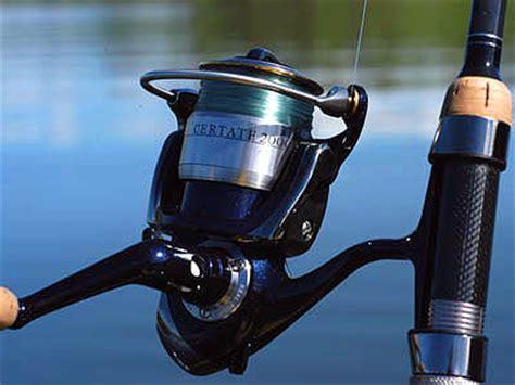 Reel Catfish 2000 daiwa certate fishing reel review