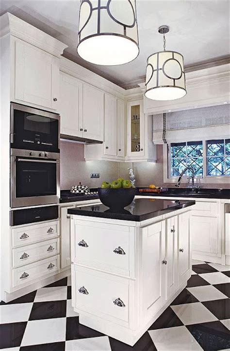 my notting hill narrow kitchen islands