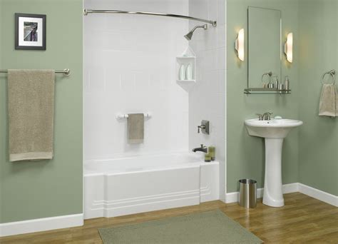Soaking Tub Insert Acrylic Bathtub Liner Enclosures Near Cleveland And