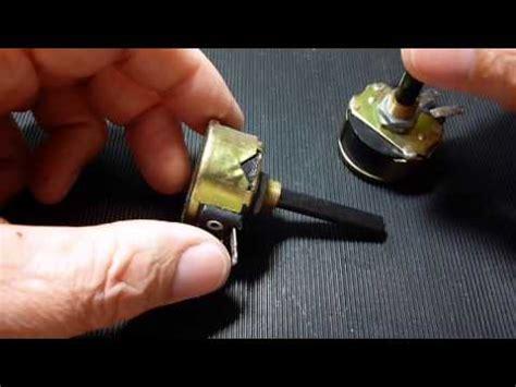 series resistor speaker series variable resistor to adjust midrange speaker volume